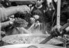 El gobierno y los comedores barriales: entre la polenta, el vaciamiento y la campaña electoral