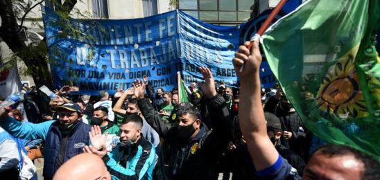 CABA: Laboralistas y sindicatos repudiaron ataque de Larreta a la Justicia Laboral