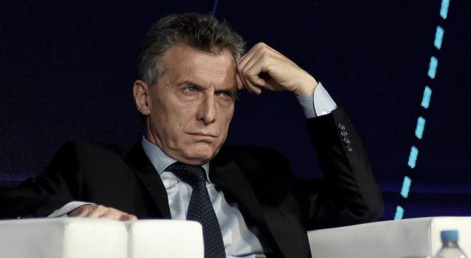 Citan a indagatoria a Macri en la causa por espionaje ilegal a familiares del ARA San Juan