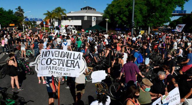 CABA: La Justicia confirmó que es inconstitucional la venta de Costa Salguero