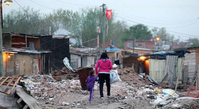 Una familia tipo necesita más de 70 mil pesos para no ser pobre