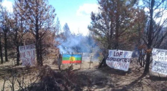 La APDH exigió el fin del bloqueo contra la Lof Quemquemtrew