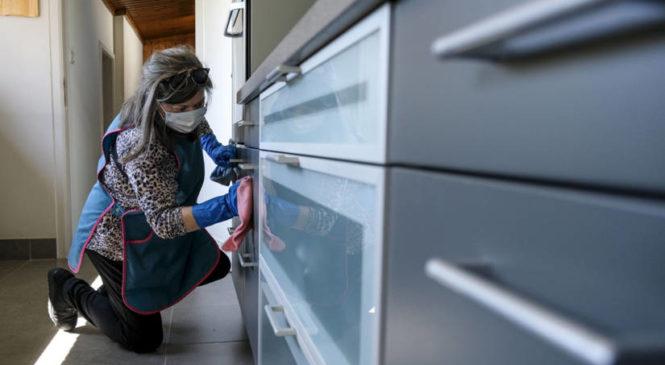 Trabajadoras de Casas Particulares lograron un nuevo aumento en paritarias